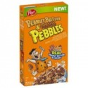 POST PEANUT BUTTER AND COCOA PEBBLES CEREAL