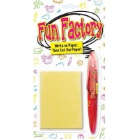 FOREIGN CANDY WRITE AND EAT PAPER CANDY
