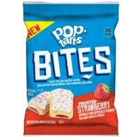 CLEARANCE - KELLOGG'S POP TARTS BITES FROSTED STRAWBERRY