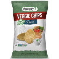DÉSTOCKAGE - SIMPLY 7 CHIPS VEGGIE SAUCE RANCH