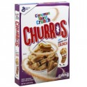 GENERAL MILLS CEREALES CINNAMON TOAST CRUNCH CHURROS