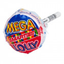 MEGA SMARTIES LOLLIES LOLLIPOP