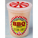 CLEARANCE - CHOCOLATE STORYBOOK BBQ SAUCE COTTON CANDY TUB