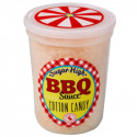 CHOCOLATE STORYBOOK BBQ SAUCE COTTON CANDY TUB