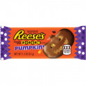 REESE'S CHOC PEANUT BUTTER PUMPKIN AND REESE'S PIECES