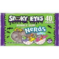 WONKA NERDS SPOOKY EYES BUBBLE GUM