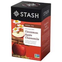 STASH TEA CINNAMON APPLE CHAMOMILE HERBAL TEA