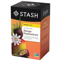 STASH TEA MANGO PASSION FRUIT HERBAL TEA