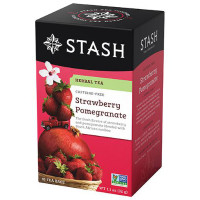 STASH TEA STRAWBERRY POMEGRANATE HERBAL TEA
