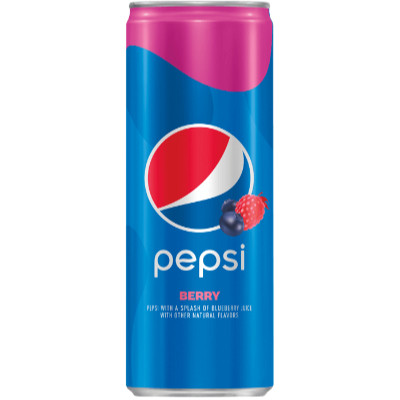 PEPSI BERRY SODA