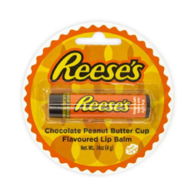 REESE'S PEANUT BUTTER CUPS FLAVORED LIP BALM