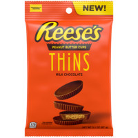 REESE'S THIN PEANUT BUTTER CUPS