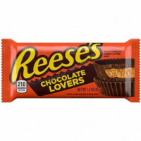 REESE'S CHOCOLATE LOVERS CUPS CHOCOLATE
