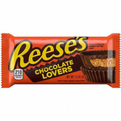 REESE'S CHOCOLATE LOVERS CUPS
