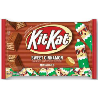 KIT KAT SWEET CINNAMON FUN SIZE - BAG