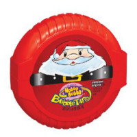 HUBBA BUBBA SANTA BUBBLE TAPE