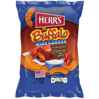 HERR'S BUFFALO CHEESE CURLS