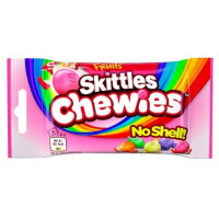 SKITTLES CHEWIES BONBONS SANS COQUILLE