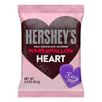 HERSHEY'S CHOCOLATE MARSHMALLOW HEART
