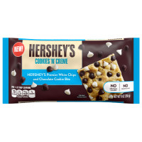 HERSHEY'S COOKIES 'N CREAM BAKING PIECES