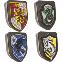 HOUSES OF HOGWARTS CRESTS CANDY TIN