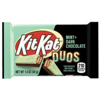 KIT KAT MINT DARK CHOCOLATE BAR