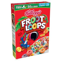 KELLOGG'S FROOT LOOPS CEREALI