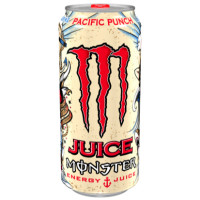 MONSTER ENERGY JUICE PACIFIC PUNCH BIBITA ENERGETICA