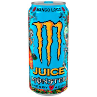MONSTER ENERGY JUICE MANGO LOCO ENERGY DRINK