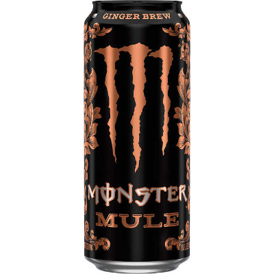 MONSTER ENERGY MULE ENERGY DRINK