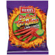 HERR'S ROLLED TORTILLAS FIERY CHILE LIMON FLAVORED