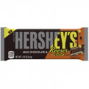 HERSHEY'S MILK CHOCOLATE BAR STUFFED WITH REESE'S PIECES