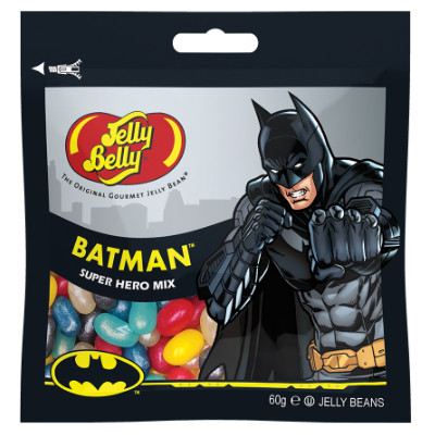 JELLY BELLY BEANS BATMAN BAG