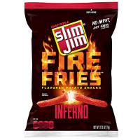 SLIM JIM INFERNO FIRE FRIES