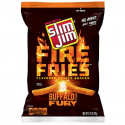 DÉSTOCKAGE - SLIM JIM BUFFALO FURY FIRE FRIES BISCUITS APERITIF FRITES EPICEES