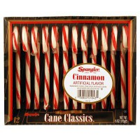 CANDY CANES CANNELLE (12)