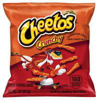 CHEETOS CRUNCHY CHIPS