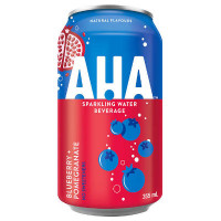CLEARANCE - AHA BLUEBERRY POMEGRANATE SPARKLING WATER