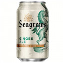 CLEARANCE - SEAGRAM'S GINGER ALE SODA