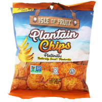 ISLE OF FRUIT SWEET PLANTAINS CHIPS