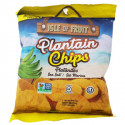 ISLE OF FRUIT SEA SALTED PLANTAINS CHIPS