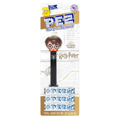 PEZ HARRY POTTER HERMIONE OR RON
