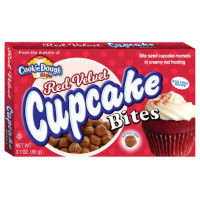 COOKIE DOUGH BITES - GUSTO CUPCAKE RED VELVET