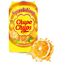 CHUPA CHUPS SPARKLING ORANGE SODA
