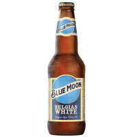 BLUE MOON BEER - BOTTLE
