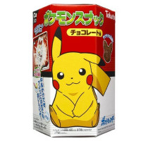 TOHATO POKEMON BISCUITS CHOCOLAT SOUFFLES