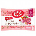 KIT KAT EVERYDAY NUTS & CRANBERRY RUBY CHOCOLATE FUN SIZE BAG