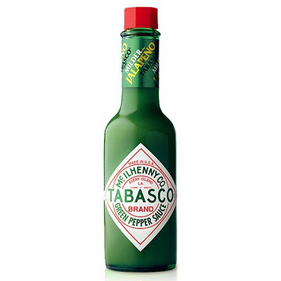 TABASCO GREEN JALAPENO PEPPER SAUCE