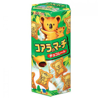KOALA NO MACHI CHOCOLATE SNACK