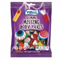 MISSING BODY PARTS CANDIES